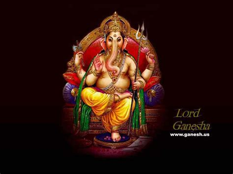 all about wallpapers paintings idols lord ganesha
