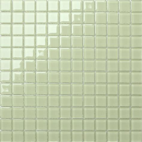 light green glass feature walls bathroom shower mosaic