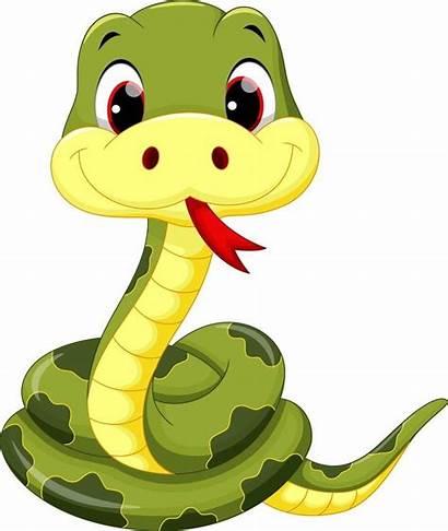 Snake Cartoon Stick Wallmonkeys Peel Dec