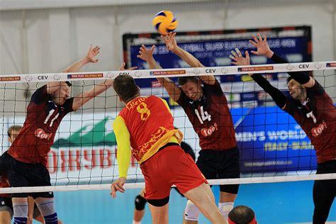 Latvijas volejbolisti arī 2019. gadā spēlēs Eiropas līgā ...