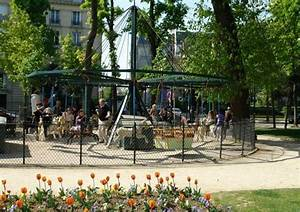 Kids in paris go round and round the educational tourist for Jardin du ranelagh