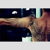 Anatomically Correct Wing Tattoo   500 x 333 jpeg 23kB