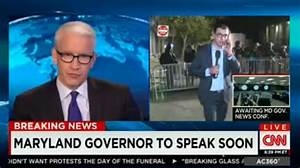CNN's Anderson Cooper Responds to Baltimore Official Who ...