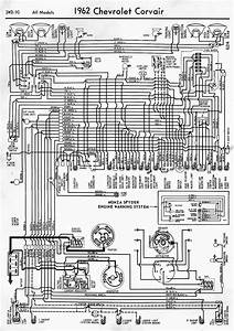 Wiring Diagram For 1962 Chevrolet Corvair All Models