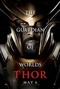 Joshua's Comic Journalizations: Thor Movie Review: Great ...