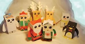 Fabriquer Un Personnage En Carton : papertoys papercraft paper arts ~ Zukunftsfamilie.com Idées de Décoration