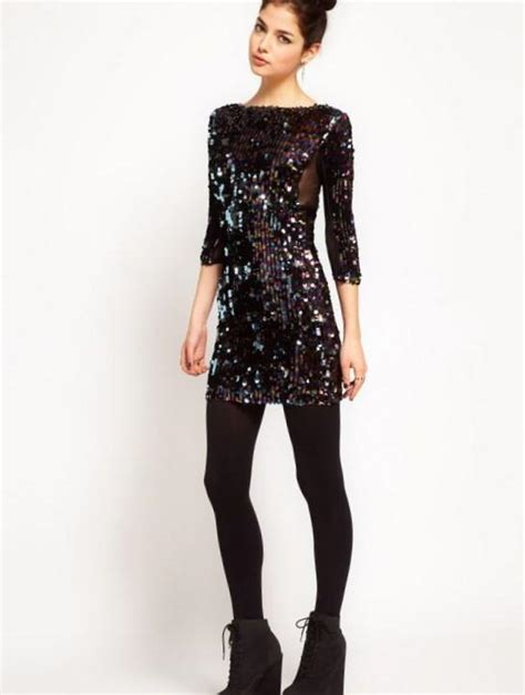 Plus Size New Years Eve Dress  Pluslookeu Collection