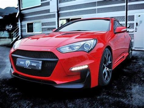 18266 Custom M And Ms Coupon by M S Carart Hyper G Front Bumper A 2013 Genesis Coupe Vdi