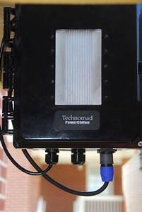 Powerchiton U2122 Outdoor Amplifiers