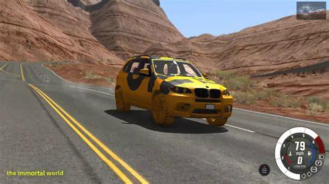 Gerçekçi Eğlenceli Araba Kazalari Oyunu Beamng Driver.part
