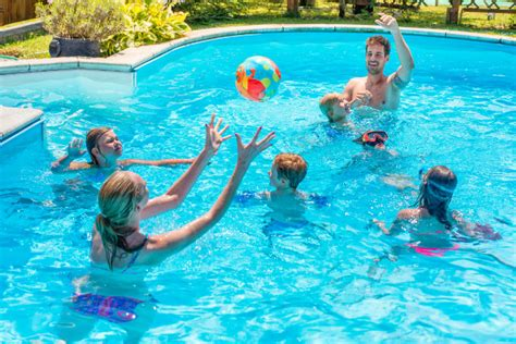 Keep Cool And Enjoy The Sun With Our Outdoor Swimming