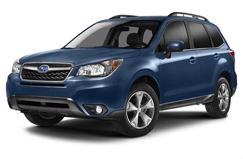 subaru forester 2014 subaru forester price photos reviews features