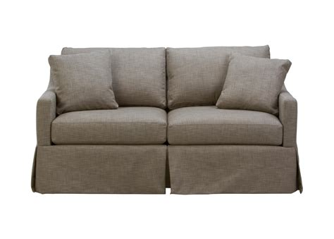 Sofa Or Loveseat by Monterey Skirted Sofa Sofas Loveseats Ethan Allen