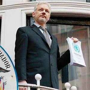 The Arbitrary Detention of Julian Assange