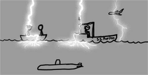 What Happens When Lightning Strikes A Boat by A S Never Dies A One Quest Page 469