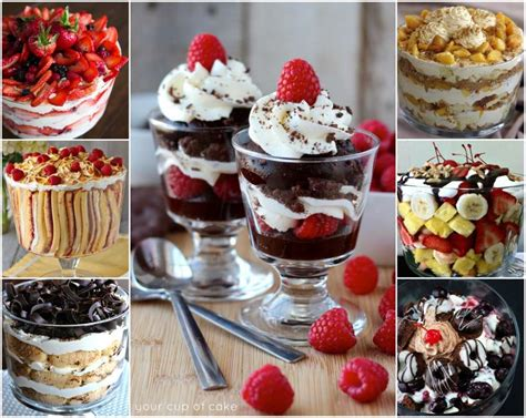 all kinds of desserts all types of desserts pictures to pin on pinsdaddy