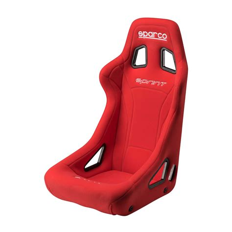 siege bacquet recaro sparco sprint steel frame fia approved race rally