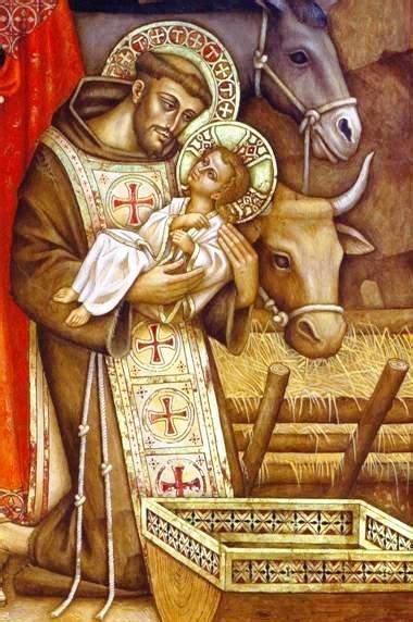 Resultado de imagen para navidad con san francisco de asis