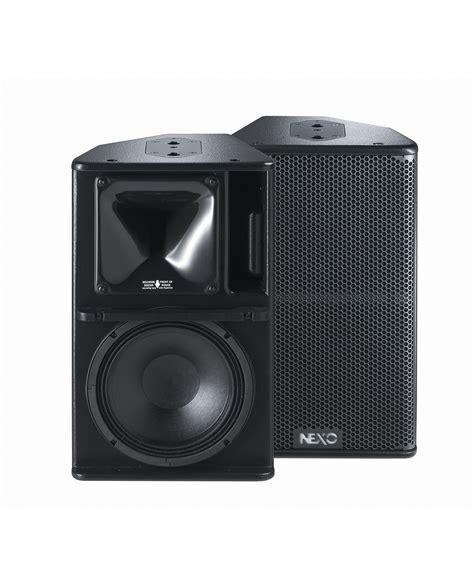 NEXO PS10-R2 Speaker - SHOWTECHNIX
