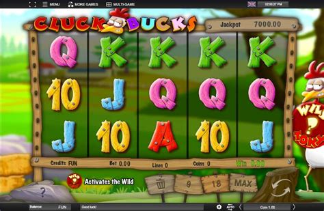 espresso games play cluck bucks video slot from espresso games for free
