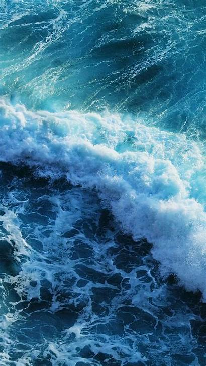Water Iphone Wallpapers Phone Backgrounds Sea Ios