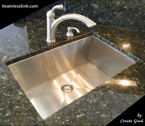 zero radius kitchen sink zero radius undermount kitchen sinks model uc ss 0ri s27 1709