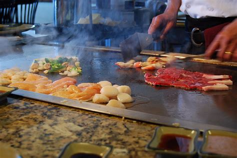What Is A Teppanyaki Grill?