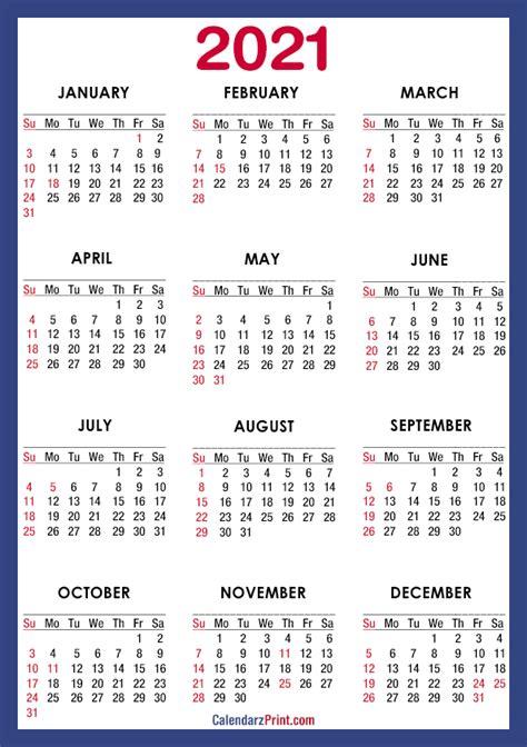 calendar printable   usa holidays  paper