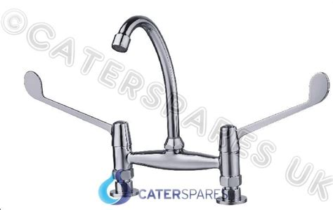 kitchen faucet industrial commercial catering kitchen sink feed cold