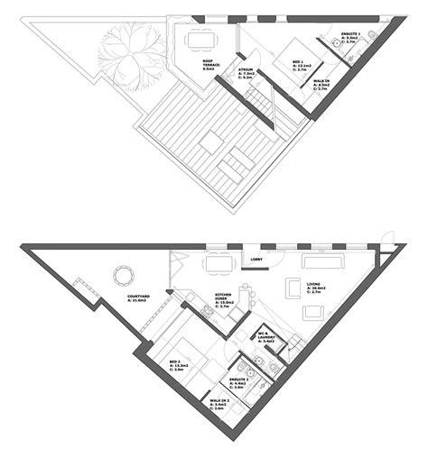home architect plans undercurrent architects palmwood house