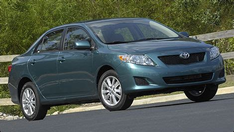 2010 Toyota Corolla Review by 2010 Toyota Corolla Le Review Editor S Review Car