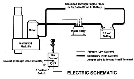 wiring info joystick controller plowsite