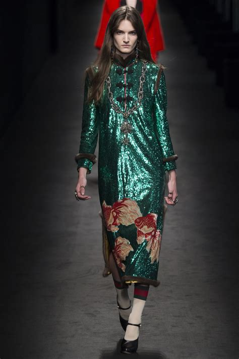 Gucci autumn/Winter 2016-17 Ready to Wear Collection u2013 Designers Outfits Collection