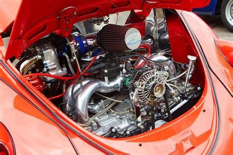 Subaru Boxer Engine In Vw Beetle Subaru Pinterest Vw