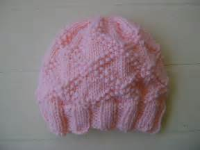 Free Knitted Baby Hat Pattern