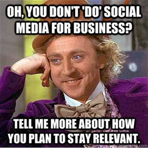 Social Media Memes - friday funny stay relevant bowman performance consulting