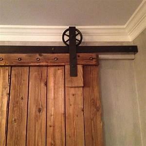 winsoon 5 18ft sliding barn door hardware double doors With barn door hardware only