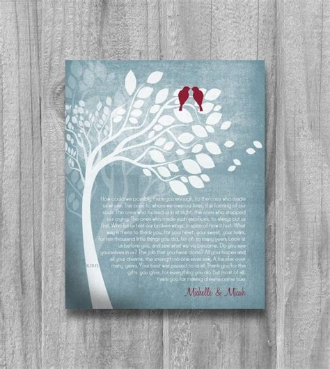 personalized gift  parents  laws    bride