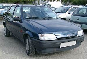 Ford Fiesta Wiki : ford fiesta third generation wikipedia ~ Maxctalentgroup.com Avis de Voitures