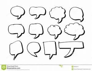 Pics For > Empty Speech Bubbles