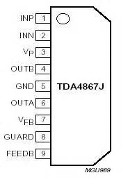 tda4867j selling leads price trend tda4867j datasheet With vertical ic configuration