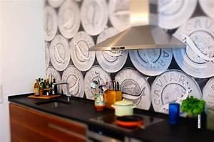 Moderne Tapeten Für Die Küche : 12 besten tapeten f r die k che bilder auf pinterest die k che moderne muster und tapeten ~ Sanjose-hotels-ca.com Haus und Dekorationen