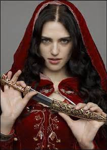 Le Merlin by Merlin Katie Mcgrath Discusses The Joys Of Wickedness As