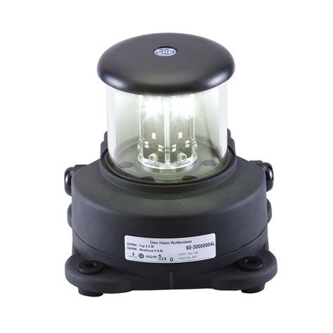dhr60 led navigation lights den haan rotterdam