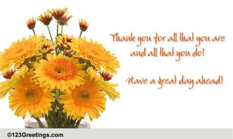 great day  flowers ecards greeting cards
