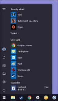 Tile Edge Trim by 10 Ways To Customize The Windows 10 Start Menu