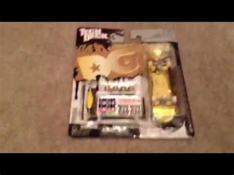 Tech Deck Dgk Gold by Gold Dipped Dgk Tech Deck Unboxing