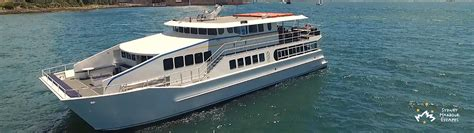 Eclipse Boat by Eclipse Boat Hire Boat Transfer Sydney Harbour