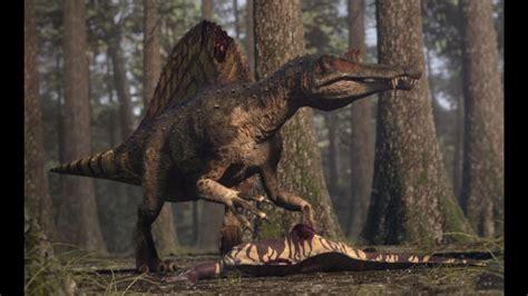 Spinosaurus Vs Carcharodontosaurus