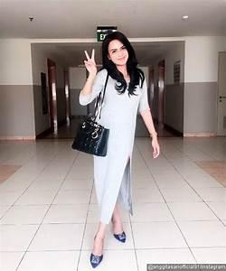 Foto Anggita Sari Membantah Dirinya Terlibat Prostitusi ...